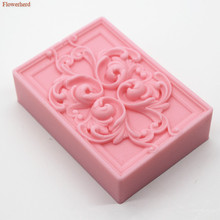 Silicone Mold Chinese Cake-Decorating-Tools Fondant DIY Birthday Window-Grille