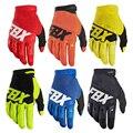 Мотоциклетные Перчатки Guantes, перчатки для езды на мотоцикле и велосипеде, MX MTB, для бездорожья, с пальцами, для сенсорных экранов