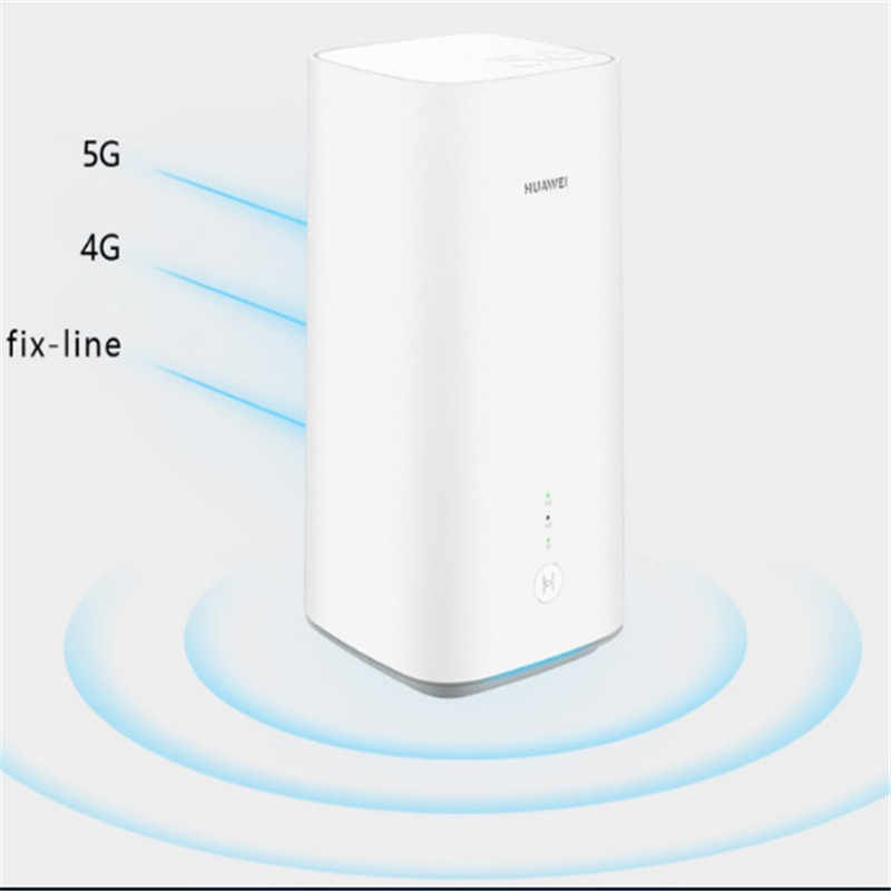 Nuovo 2019 Huawei 5G Router - Huawei 5G CPE Pro Router Wireless 5G Versione Router