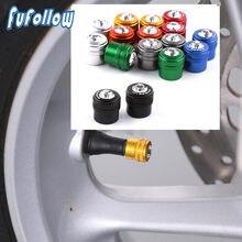 For Aprilia RSV4 RSV1000/R Caponord 1200 Dorsoduro 750 Shiver Tuono 1000/R V4R Motor Wheel Tire Valve Stem Caps Airtight Covers