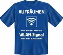 T-shirt Ranger Sans WLAN, Haut amusant, Cadeau, DAnniversaire, Cornee, Imprime