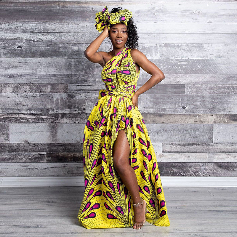 @Cacey african dress 3