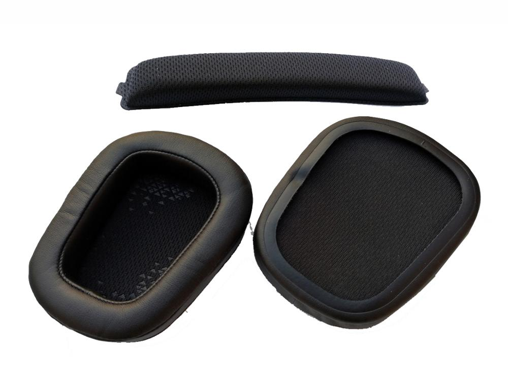 Replacement Earpads Or Headband Repair Parts For Logitech G633 G635 G935 Stereo Gaming Headphones