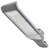 Wodoodporna IP65 30 W/50 W Led lampa uliczna głowy aluminium zewnętrzne lampy drogowe Led uliczne światło halogenowe ogród lampa punktowa AC85 265V w Oświetlenie uliczne od Lampy i oświetlenie na