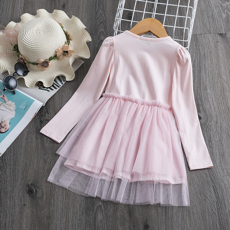 H02cc25a48e044e3f982e7dba5ba9b070N Children Formal Clothes Kids Fluffy Cake Smash Dress Girls Clothes For Christmas Halloween Birthday Costume Tutu Lace Outfits 8T
