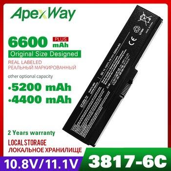цена на Laptop Battery For toshiba Satellite PA3817U-1BRS PA3817U PA3817U-1BAS 3817 L700 L730 L735 L770 L740 L745 L750 L755 L775 A660
