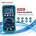 MASTECH MS8239C Digitale Multimeter AC DC Spanning AC Capaciteit Frequentie Temperatuur Tester Auto range multimetro 3 3/4