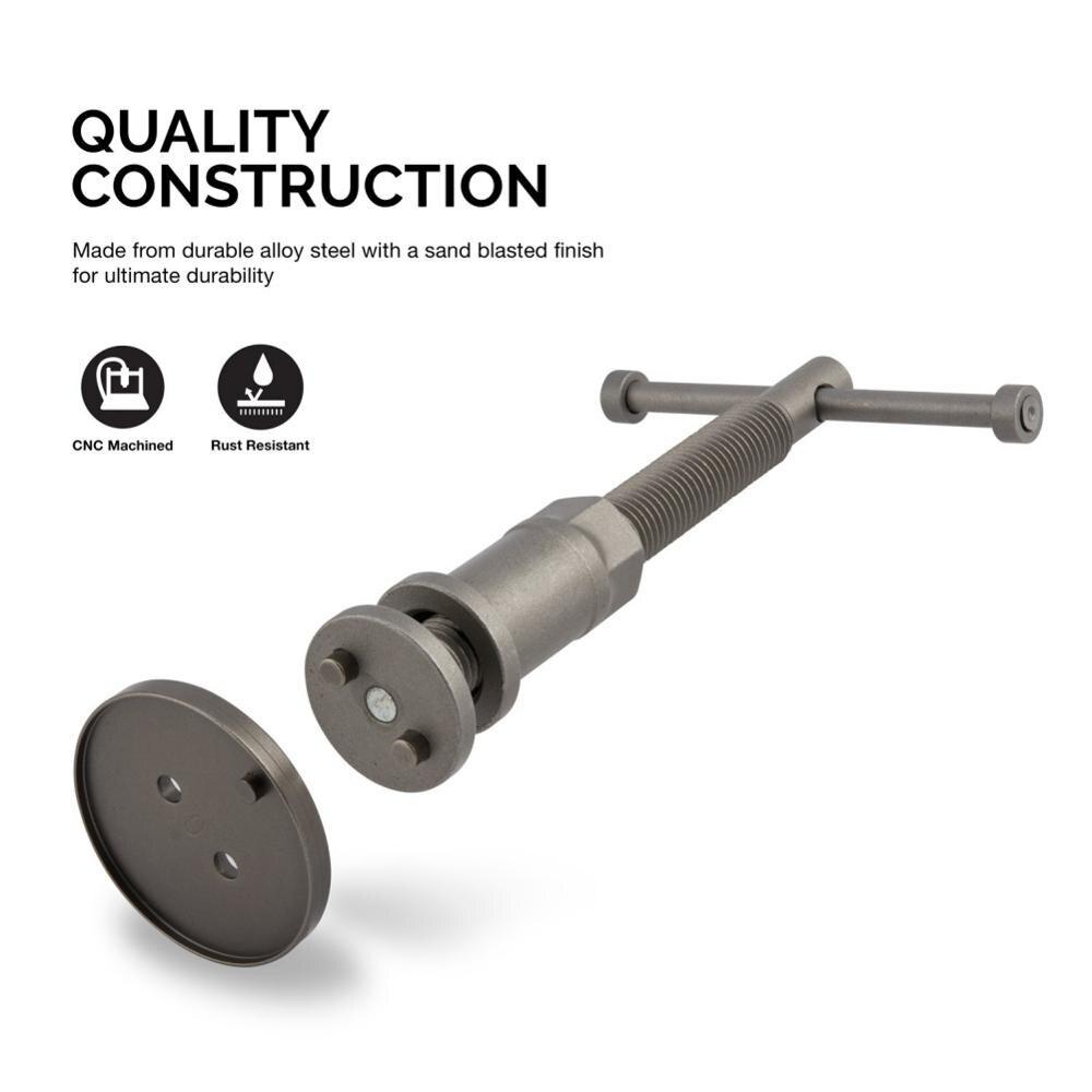 12 pièces universel précision voiture frein à disque étrier frein outils Kit plaquettes pompe de frein voiture Piston Kit nouveau