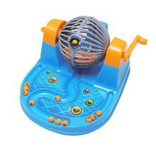 Моделирование бинго игра машина дети настольная головоломка игрушка мини лотерея 3 года или старше игры игрушки
