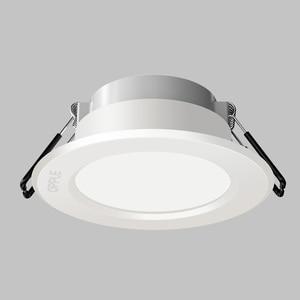 Image 4 - Xiaomi OPPLE LED Downlight 3W 120 Derece Yuvarlak Gömme Lamba Sıcak/serin beyaz LED ampul Yatak Odası Mutfak Kapalı LED Spot Aydınlatma