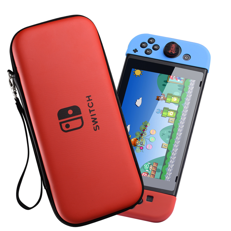 Nintend Switch Case Portable Waterproof Hard Protective Storage Bag for Nitendo Switch Nintendoswitch Console & Game Accessories(China)
