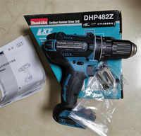 Makita DHP482Z DHP482RFE DHP482RAE 18V DHP482 LXT Li-ion Cordless 2 Speed Combi Drill Replace for DHP456 DHP456Z Body Only