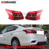 MZORANGE Tail light For Nissan for Bluebird SYLPHY 16 18 Rear Bumper Lamp Brake Light car associate