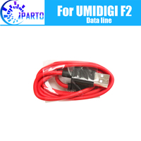 UMIDIGI F2 USB kablosu 100% resmi orijinal yüksek kalite mikro USB tel için cep telefonu aksesuarları UMIDIGI F2