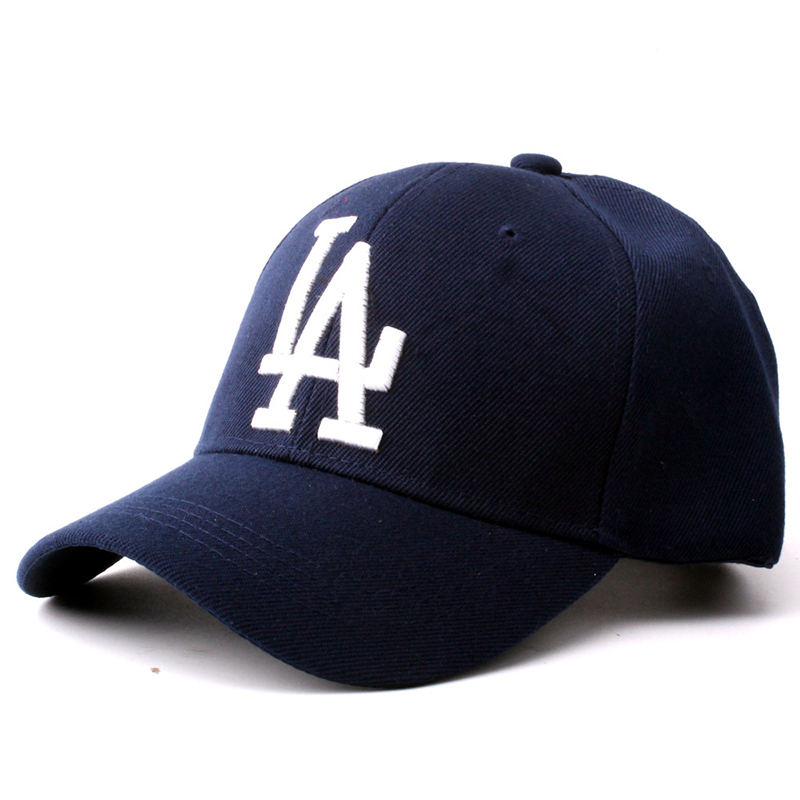 Hats Snapback-Hat Baseball-Cap Embroidery Letter Hip-Hop Dodgers Tactical Unisex Women title=