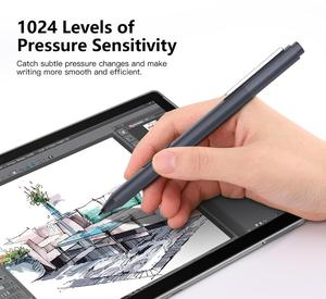 Image 5 - モコマイクロソフト表面ペン、アクティブスタイラスで 1024 圧力感度サポート 240 日スタンバイ 600hrs 表面プロ 7