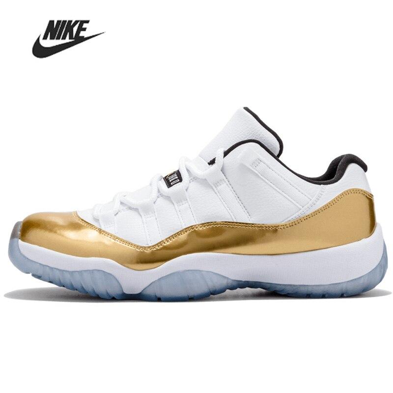 Nike Air Jordan 11 Retro Low Closing Ceremony Basketball Men Unisex Women Basketball Shoes Outdoor Sports Sneakers 528895-103
