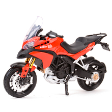 Motorcycle-Model-Toys Die-Cast-Vehicles Collectible Maisto Hobbies Ducati-Multistrada
