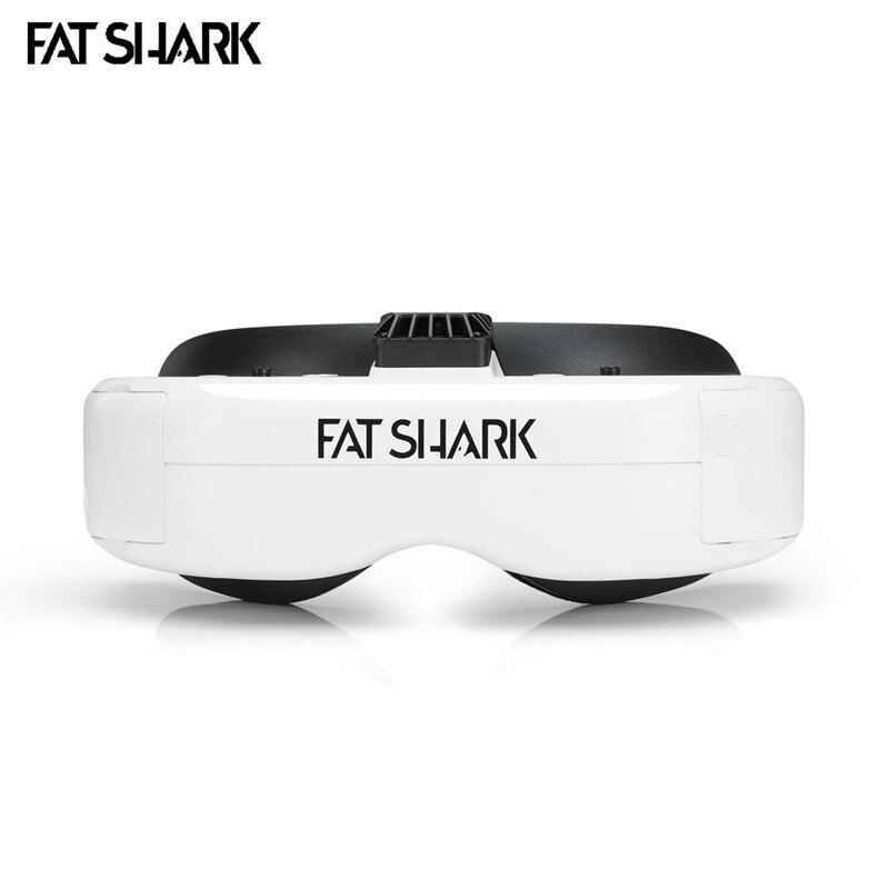 Offre spéciale FatShark Dominator HDO 2 FPV lunettes 1280x960 écran OLED 46 degrés champ de vision 4:3/16:9 casque vidéo pour Drone RC