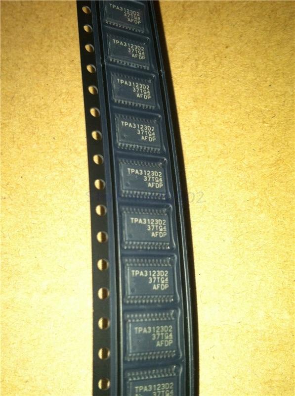1pcs/lot TPA3123D2PWPR TPA3123D2 TPA3123D TPA3123 TSSOP-24 In Stock