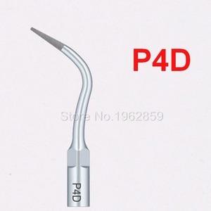 Image 1 - 2pcs P4D scaler tips tools for dentist teeth whitening dental instrument ultrasonic dental scaler tip for EMS & Woodpecker