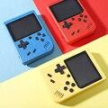 Ностальгическая портативная мини-консоль для видеоигр, 8 бит, 3,0 дюйма, цветной ЖК-дисплей, детская цветная игровая консоль, 400 встроенных игр...