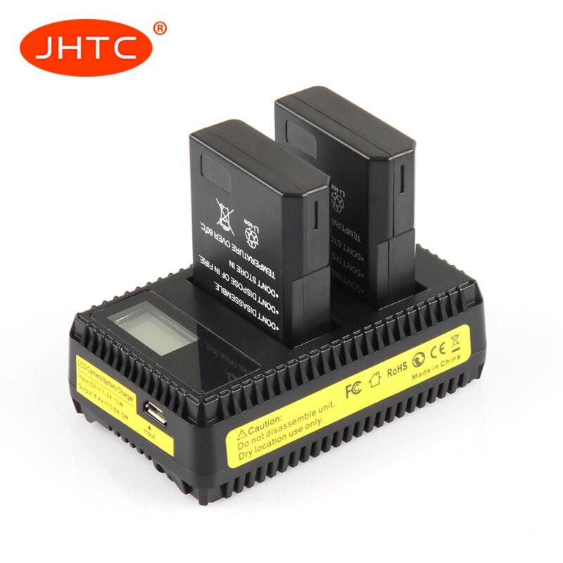 EN-EL14 Batterie EN EL14 Chargeur Pour Nikon D3200 D3400 D3300 D3100 D5100 D5200 D5300 D5600 Caméra Batterie ENEL14 1030mah