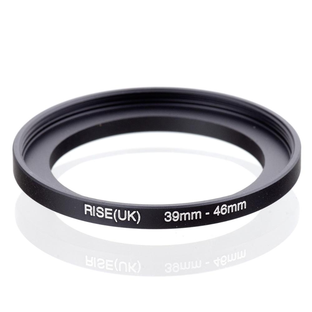 RISE(UK) 39mm-46mm 39-46 Mm 39 To 46 Step Up Filter Ring Adapter