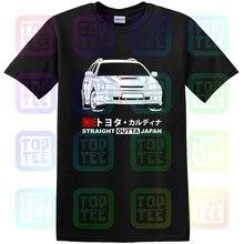 GT-shirt Toyota Caldina GT-T ST215W '97-'99 футболка