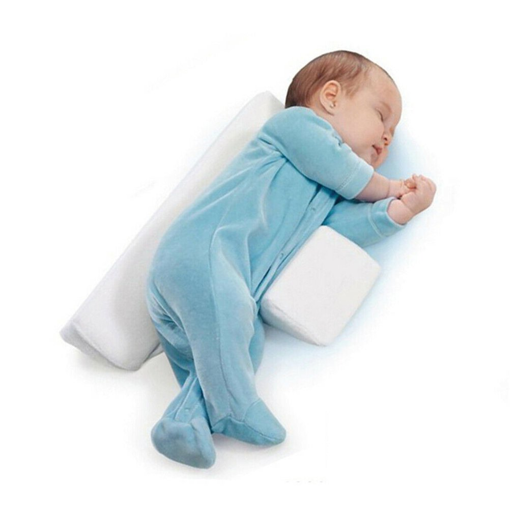 Baby Side Sleep Pillow Support Wedge Adjustable Infant Anti roll Cushion Triangle positioning baby pillow|Pillow|   - AliExpress
