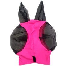 Head-Cover Equine-Masks Comfortable Horse-Anti-Mosquito Mesh Yes Anti-Fly-Insect-Protects-Eyes