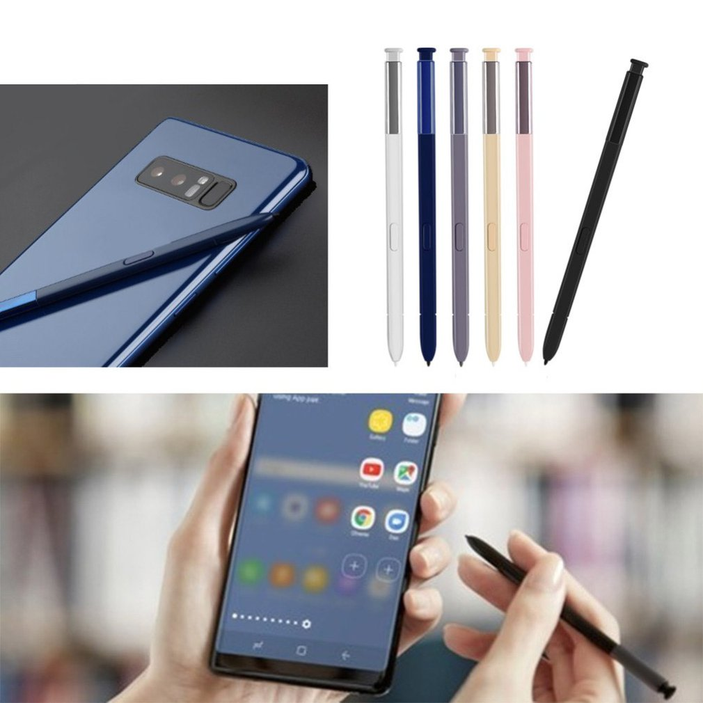 4 2 3 Soft touch pen Replacement S Pen Active Stylus Touch Screen Pencil For Samsung Note 9 8 5 4 3 2 for tablet Pencil (2)