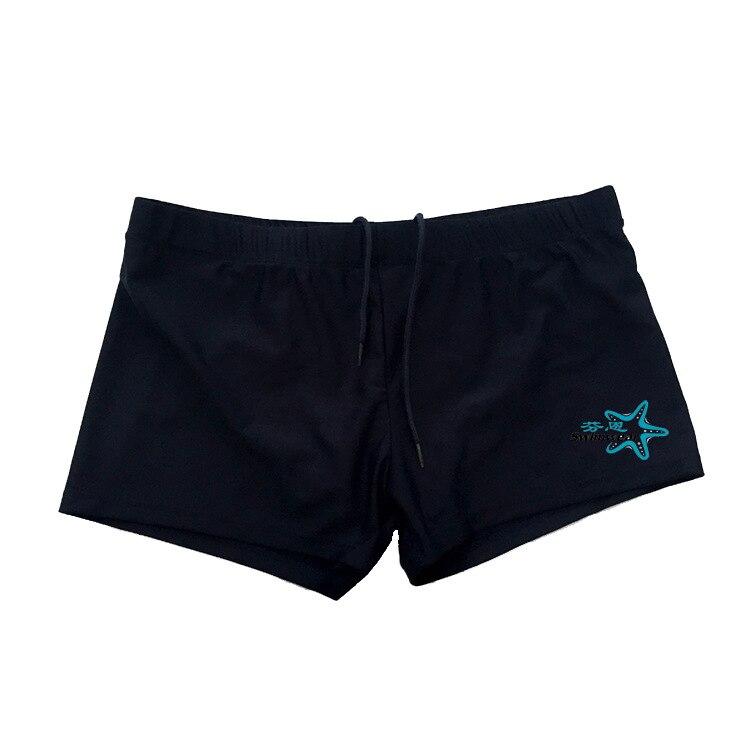 Summer Swimming Trunks Men Profession Boxer Swim Bathing Suit Quick-Dry Men's Hot Springs Bathing Suit Foreign Trade Order