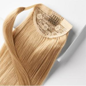 Оберните конский хвост, человеческие волосы 16 20 дюймов, 80 г, Remy, волосы для наращивания на заколках, заколки для волос, натуральный черный, блонд, коричневый цвет|Конские хвосты|   |