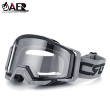 JAER – lunettes pour casque de Motocross, pour Dirt Bike, Moto, Dirt Bike, Ski Sport, 100%