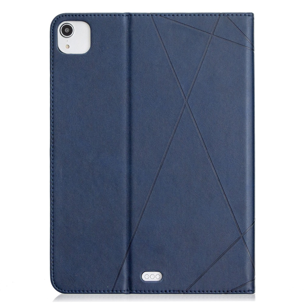 PU Pro 2018 Silicone Holder 12.9 iPad Leather Wallet With For Back 2020 Cover Case Soft