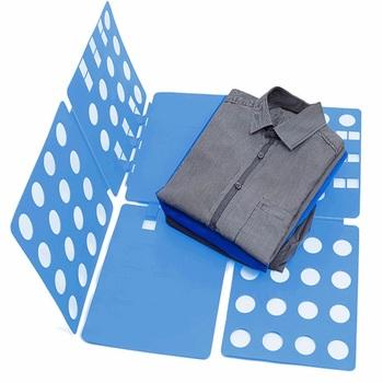 Ubrania składana tablica uchwyt na ubrania jakość dla dorosłych dzieci magiczne ubrania Folder t-shirty bluzy organizator Fold Save Time Quick tanie i dobre opinie Z tworzywa sztucznego Magic Clothes Folder 48*40*0 2cm for child 68cm*57cm*0 2cm for adult
