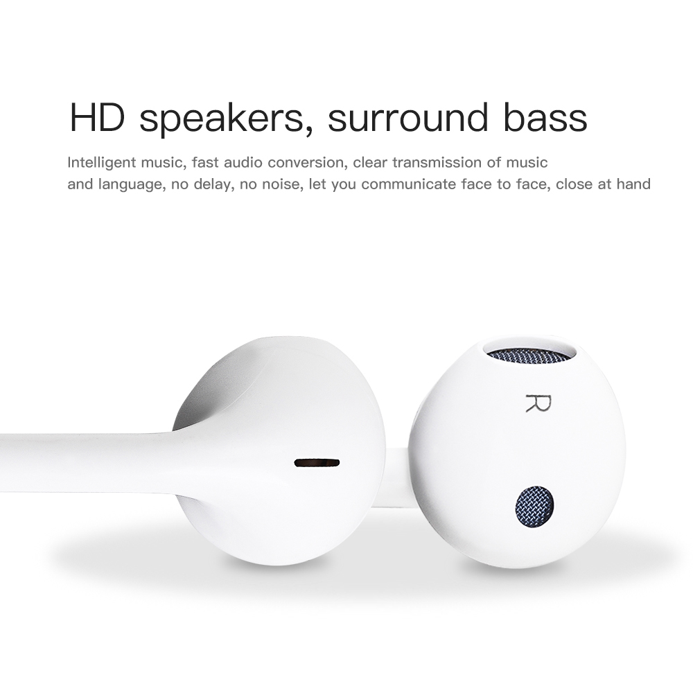 In Ear Wired Bluetooth Earphone for Apple IPhone 10 11 Pro X XR XS Max 7 Plus Earbuds with Mic Ear Phone Not Wireless 4
