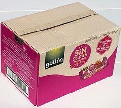 Galletas Choc Chip 130 gr sin azúcar ni Gluten de Gullon (Paquete de 12)