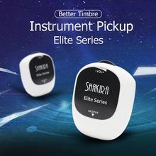 Gitara Pickup Instrument System okablowanie Piezo skrzypce akustyczne Banjo mandolina Ukulele akcesoria gitarowe mikrofon Humbucker