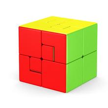 Moyu Novelty puppet cube 3x3x3 Game cube kostka rubika Profesjonalna kostka Rubika magiczna kostka Moyu nowość kostka lalek 3x3x3 kostka do gry Profissional kostka łamigłówka zabawki 3 #215 3 neocube magia puzzle tanie tanio CN (pochodzenie) Z tworzywa sztucznego Moyu puppet cube 5-7 lat 8-11 lat 12-15 lat Dorośli 6 lat 8 lat 3 lat Puzzle cube