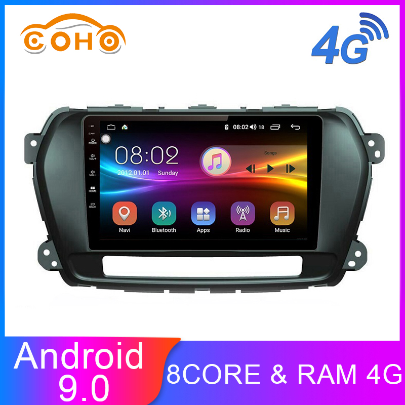 Wingle 6 Android 9.0 octa core 4+64g autoradio Car audio for 2017 GreatWall Wingle 6 image