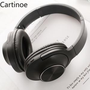 Image 5 - Bluetooth Headphones, Over Ear Wireless Headphones 40H Playtime aptX ReChargable Bluetooth 5.0 CVC 8.0 Mic for iPhone iPad, PC