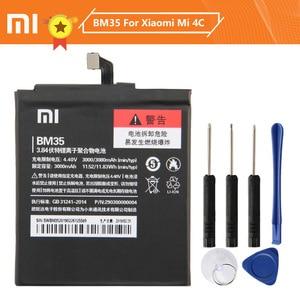 Image 4 - Xiao Mi Xiaomi BM44 Telefoon Batterij Voor Xiaomi Redmi 2 Redmi 1S 2A BM22 Mi5 Mi 5 BM35 Mi 4C BM36 5S BM47 Redmi 3 3 Pro 3S 3X 4X