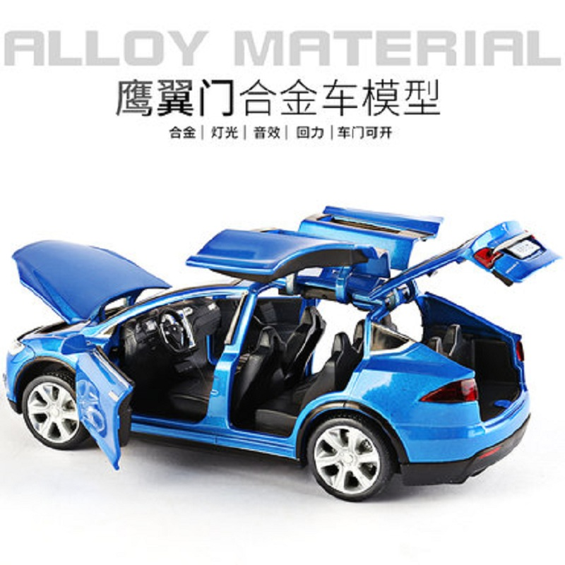 1:32 Simulation Alloy Car Model  Metal Diecast Toy Vehicles Car With Pull Back Flashing Musical Gift For Children's Race Car