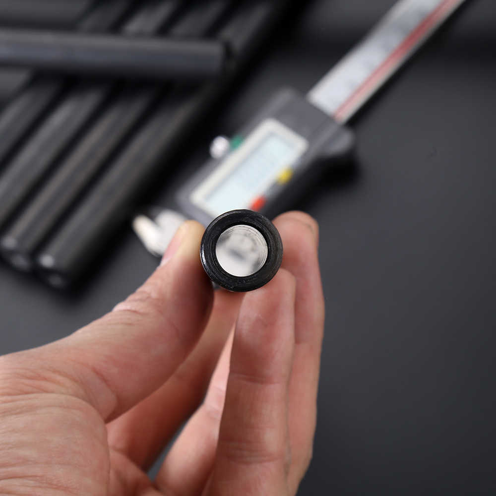 OD 16mm Baustahl Präzision Runde Rohr/Rohr/Viele größen und längen-Multivariation