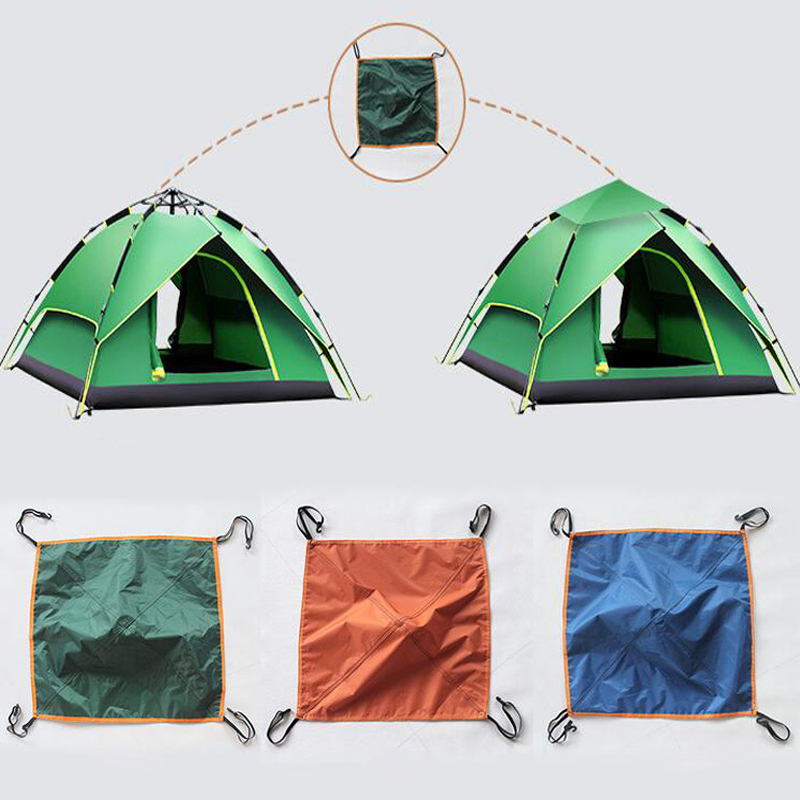 Lightweight Waterproof Fly/Durable Hammock Tent Tarp Cover For Outdoor Camping Travel Sun Shelter
