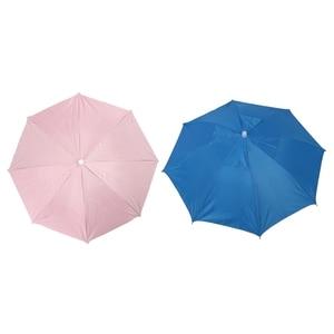 ELOS-Sky Blue Folding Umbrella