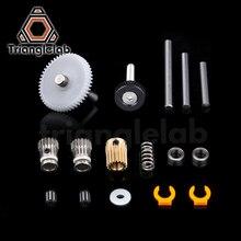 Thingiverse kit Básico de accionamiento directo BMG para gran reproductor, puede usarse para ender 3, CR10, CR10S, Tevo, Tornado, varios trabajos excelentes