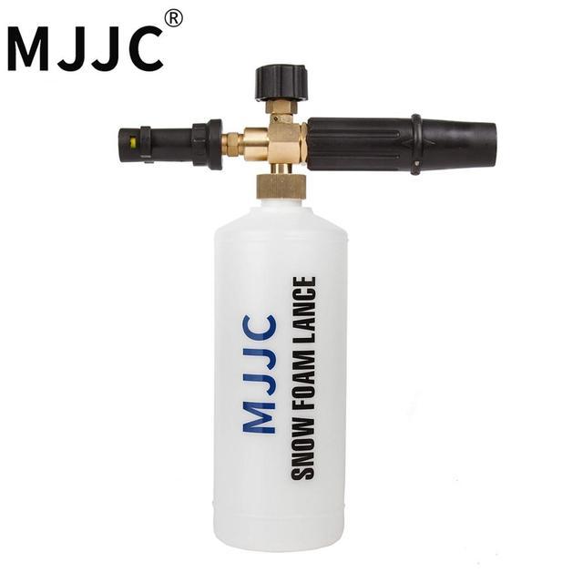 MJJC Marque 2017 avec Haute Qualité Canon À Mousse pour Karcher K1-K7, neige Mousse Lance pour tous Karcher K Série nettoyeur haute pression Karcher 1